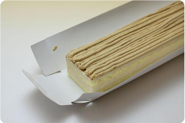 フリーカットケーキ イタリア栗のモンブラン4