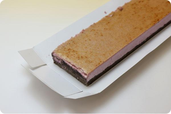 フリーカットケーキ 紫芋のチーズブリュレ4