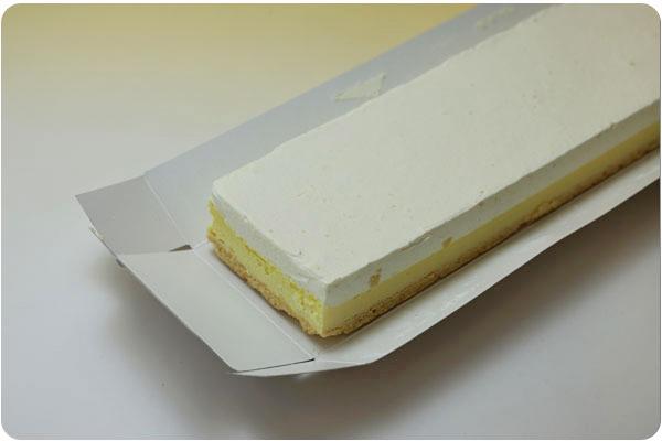 フリーカットケーキ 塩レモンチーズケーキ4