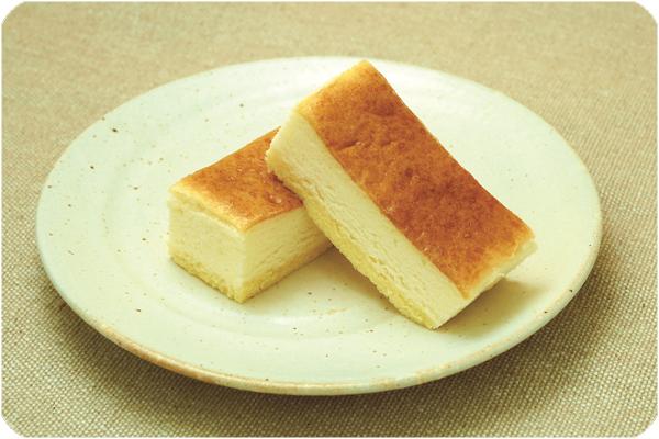 ベイクドスフレチーズ