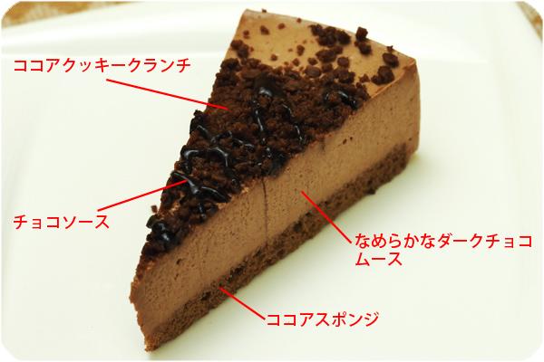 ショコラケーキ02