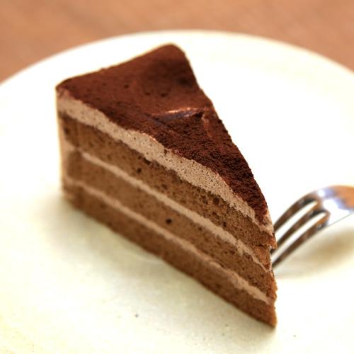 ケーキ チョコ