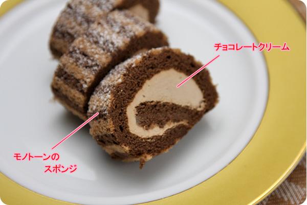 PSロールケーキ ショコラ